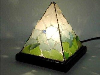 ピラミッドランプ S四面 No.52の画像