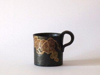 マグカップ(金彩ぶどう)の画像