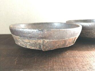 (追加出品)焼締「纏」中深鉢(シリアルボウル)の画像