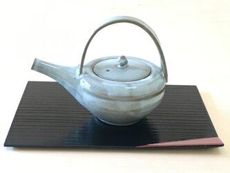 酒器 燗鍋 藁灰釉薬の画像