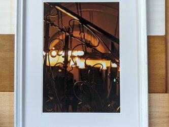 風景写真 A4 階段にての画像