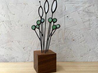 botanical Glass M-4(lime)の画像