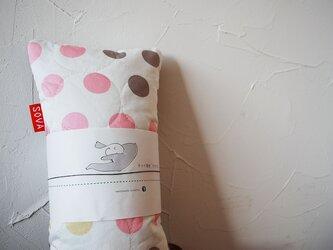 チョイ寝枕「もちもち」ドット○ PIの画像
