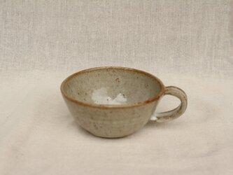 スープカップ(アイボリー)の画像