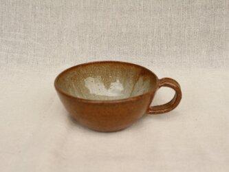 スープカップ(茶色)の画像