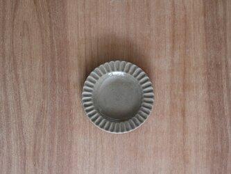 しのぎ豆皿 グレージュの画像