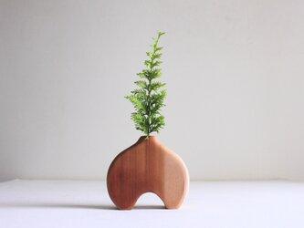 木の花瓶【さくら】の画像