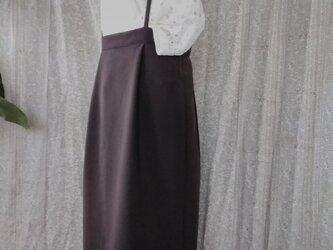 つりスカートの画像