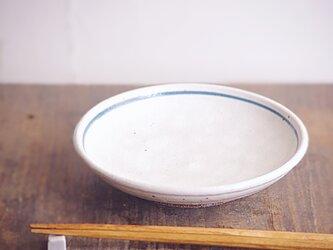 ブルーライン 深皿の画像