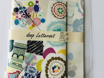 doop Letter set Cの画像