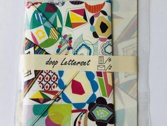 doop Letter set Dの画像