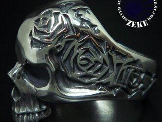 黒薔薇〔クロバラ〕の画像