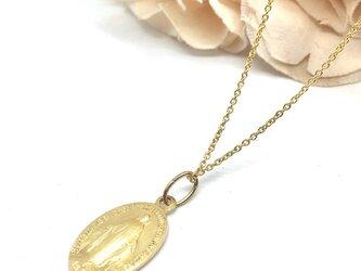「奇跡のメダイ」のネックレスの画像