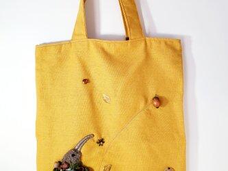 IRODORI AZ bag(キーウィ)〔山吹色の季節〕の画像