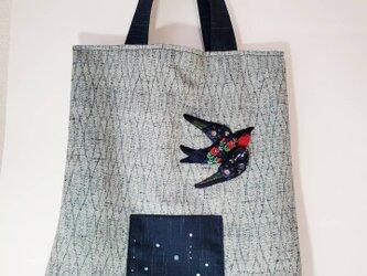 IRODORI AZ bag(ツバメ)〔鳥の予感〕の画像