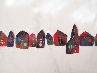 色づく町のガーランド 5の画像
