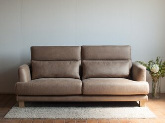 『栗の木』comfort (コンフォート) 3人掛け両ひじソファの画像