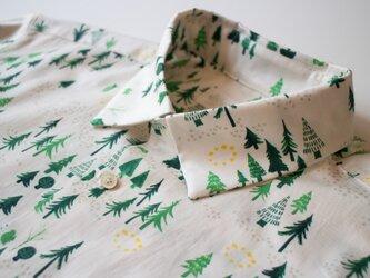 メンズシャツ / おもいでの森の画像
