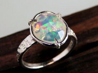 エチオピア オパール・リング * Ethiopian Opal Ring 0三の画像