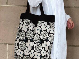 コンパクト おかいのもかばん ブーケフラワー 受注製作の画像
