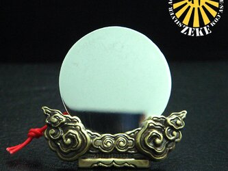 八咫鏡模造銀鏡〔ヤタノカガミモゾウギンキョウ〕の画像