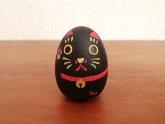 招き猫たまご ミニ 2の画像