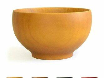 食洗機対応 山中塗り Rev.和カラー 箱入り 木製 ボウル 汁椀 選べる4色  食器 ウッドの画像