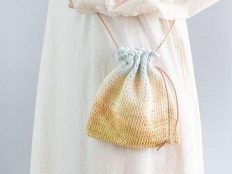 MUGIKAZE/コットン巾着の画像