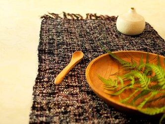【値下げしました♪】浴衣生地を使ったテーブルセンターの画像