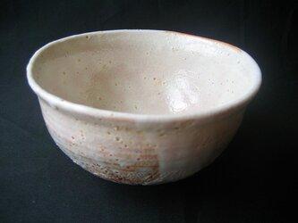 志野 練込中鉢の画像