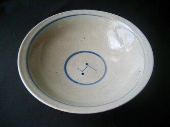 染付 深皿の画像