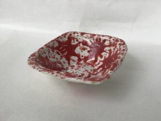 陶芸 手びねり 角鉢の画像