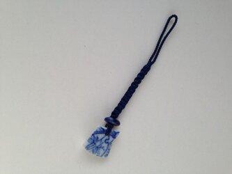 鎌倉の海の贈りもの「うみへん」*陶片の根付(竹)の画像