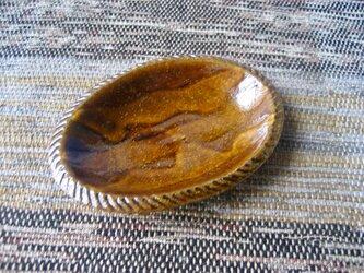ダ円豆皿の画像