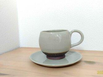 つぼみカップ&ソーサーの画像