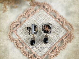 耳飾り:laceの画像