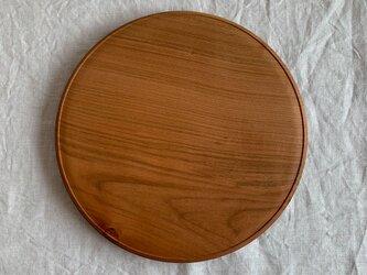 木製カッティングボード(22cm)サクラの画像