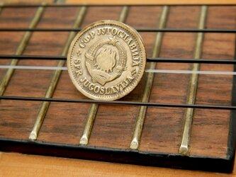 #L14  Yugoslavia Coin Lapel Pinの画像