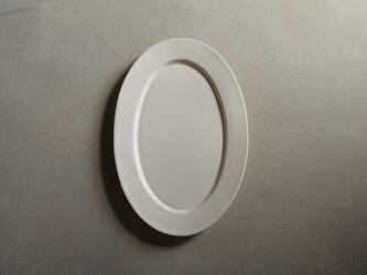オーバル皿 Aの画像