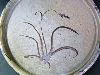 絵唐津洋皿の画像