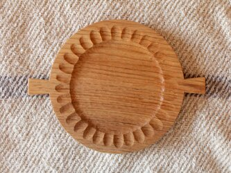 胡桃の皿82の画像