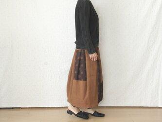 つぼみスカート(ロング)の画像