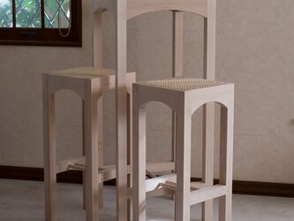 "COUNTER STOOL & TABLE "" COUNTER STOOL ""の画像"