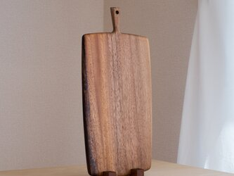 "CUTTING BOARD CB-08 "" HANDLE S-MONKEY POD ""の画像"