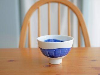 ブルーウェーブ お茶碗 (中)の画像