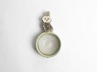 coffee measure - うさぎ (限定色/moss)の画像