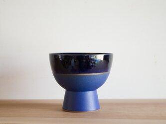 bowl blue Altairの画像