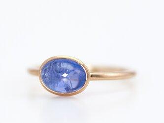 Tanzanite ring / Cabochonの画像