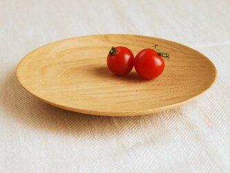 木のお皿・器 栗材1の画像