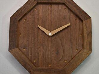 八角時計 アガチスサンドの画像